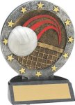 All-Star Resin Trophy -Volleyball All Star Resin Trophy Awards