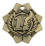 Imperial Medal -1st Place  Football Trophy Awards