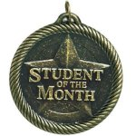 Value Medal Series Awards -Outstanding Student Scholastic Trophy Awards