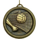 Value Medal Series Awards -Volleyball Volleyball Trophy Awards