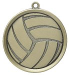 Mega Medals -Volleyball Volleyball Trophy Awards